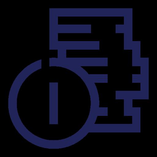 Icon Münzstapel